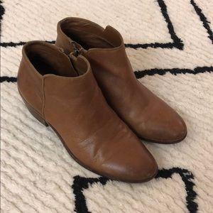 Sam Edelman Petty Boot in Brown, Size 7.5